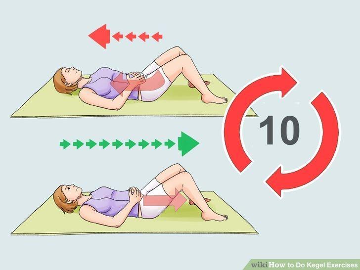Как правильно делать упражнения для вагинальных мышц