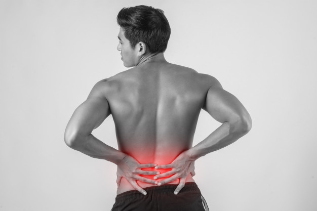 close-up-of-man-rubbing-his-painful-back-isolated-on-white-background_1150-2931