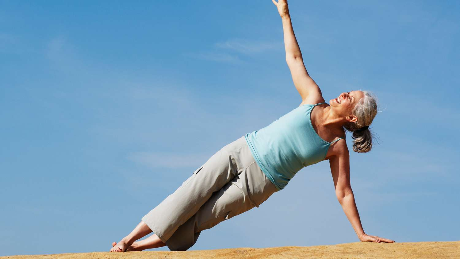 Yoga Tips for Women Over 60